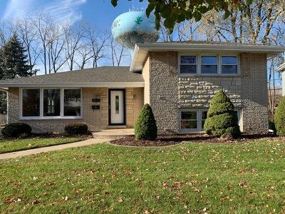 Oak Lawn Single Family Home New: 9824 Major Avenue