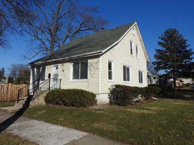 Lombard Single Family Home New: 56 West Taylor Road