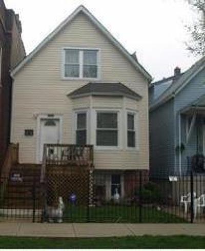 Chicago Multi Family Home New: 2639 North Avers Avenue