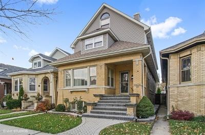 Chicago Single Family Home New: 4978 North Kilpatrick Avenue