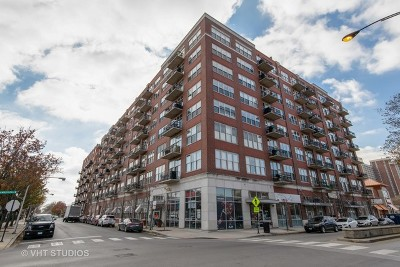 Chicago Condo/Townhouse New: 6 South Laflin Street #807