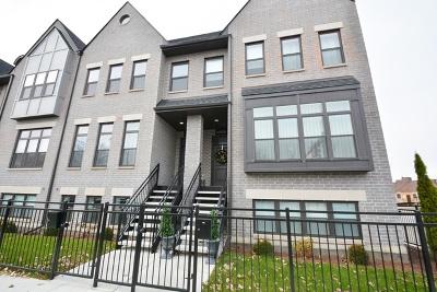 Chicago Single Family Home New: 4306b South Drexel Boulevard