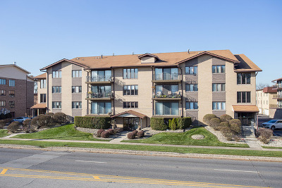 Oak Lawn Condo/Townhouse New: 4001 West 93rd Place #3F