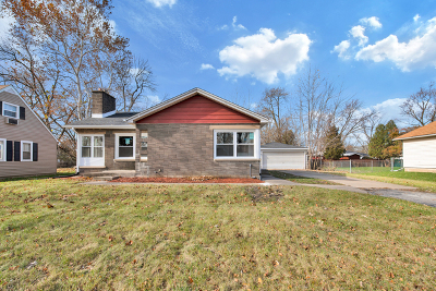 Dolton Single Family Home New: 14814 State Street
