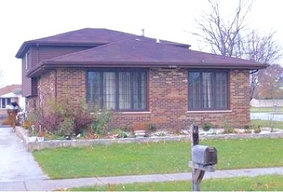 Tinley Park Rental New: 8400 South Cherry Hill Avenue