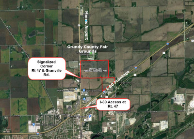 Residential Lots & Land For Sale: 8070 North State Rt. 47 Highway