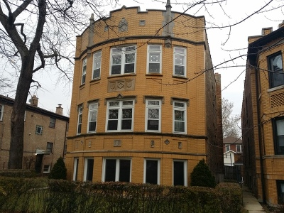 Chicago Multi Family Home New: 5010 North Ridgeway Avenue