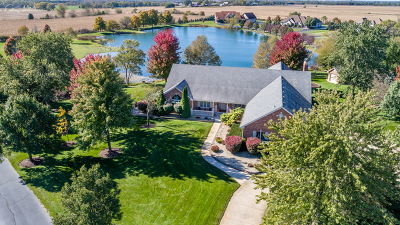 Du Page County, Kane County, Kendall County, Will County Single Family Home New: 6603 Lakeview Lane