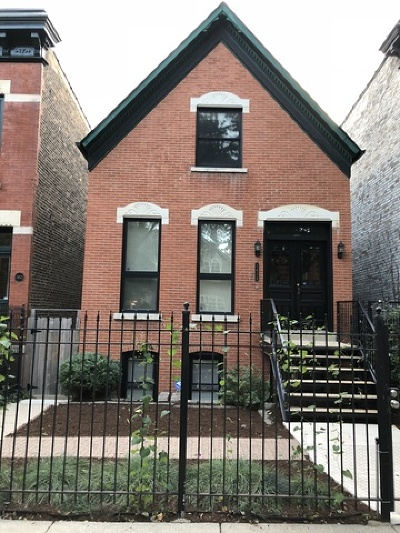 Single Family Home New: 1454 North Bell Avenue
