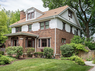 Oak Park Single Family Home For Sale: 546 North Oak Park Avenue