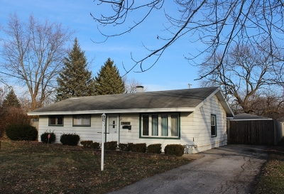Tinley Park Single Family Home New: 17303 71st Court