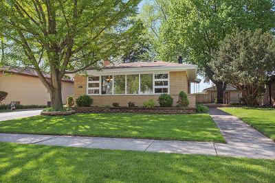 Oak Lawn Single Family Home New: 4109 West 100th Street
