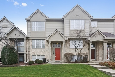 Darien Condo/Townhouse For Sale: 2713 Curran Court