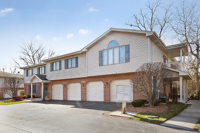 Palos Hills Condo/Townhouse For Sale: 11106 West Cove Circle #3C