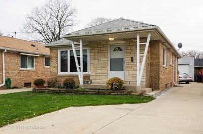 Chicago Single Family Home New: 5041 West Devon Avenue