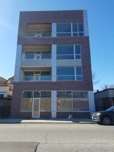 Chicago Condo/Townhouse New: 4042 North Pulaski Road #2E