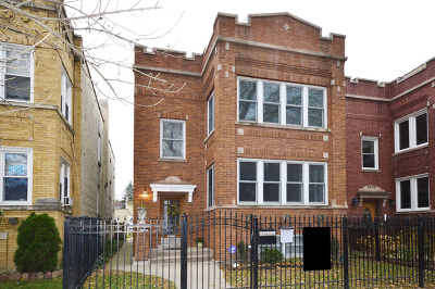 Single Family Home For Sale: 4234 North Mozart Street