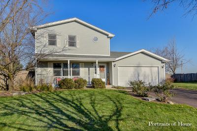 Manhattan Single Family Home For Sale: 107 Brett Court