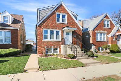 Chicago Single Family Home New: 5538 South New England Avenue