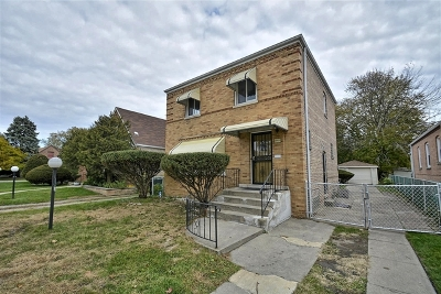 Chicago IL Single Family Home New: $144,000