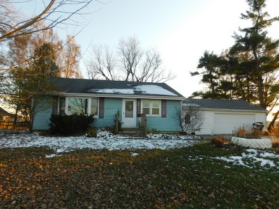 Ogle County Single Family Home Contingent: 20143 East Welty Road
