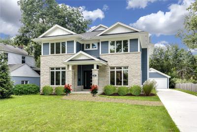 Du Page County Single Family Home New: 820 South Wheaton Avenue