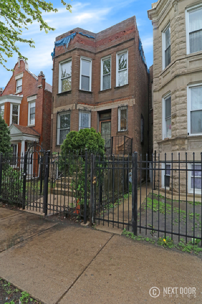 Multi Family Home For Sale: 2422 South Central Park Avenue