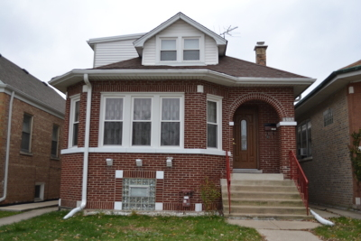Chicago Single Family Home New: 6307 West School Street