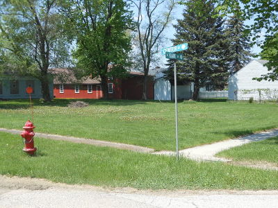 Maple Park Residential Lots & Land New: 109 Center Street