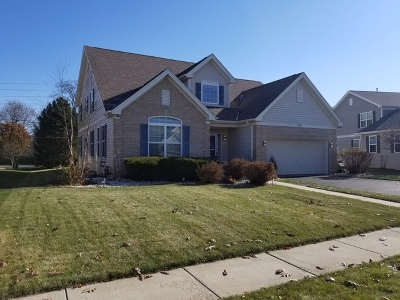 Crystal Lake Single Family Home New: 187 Regal Drive