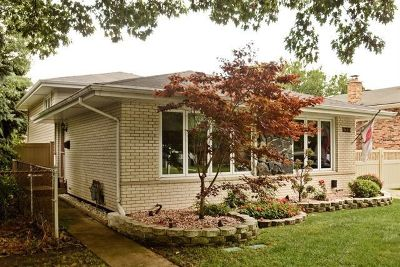 Oak Lawn Single Family Home New: 9425 South 55th Avenue