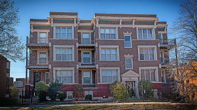 Chicago Condo/Townhouse New: 4904 South Forrestville Avenue #2