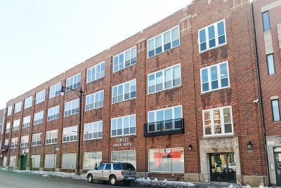 Chicago Condo/Townhouse New: 1725 West North Avenue #208