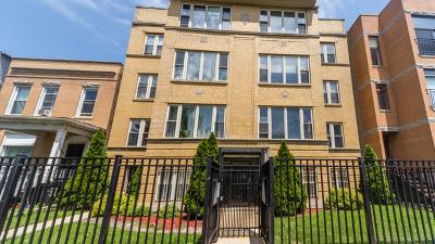 Chicago Condo/Townhouse New: 3048 West Franklin Boulevard #2W
