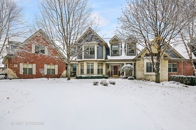 Kane County Single Family Home New: 33w870 Fletcher Road