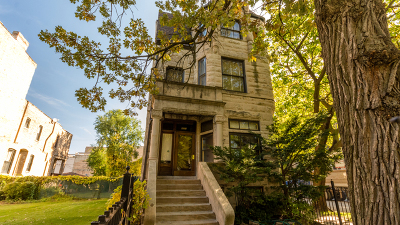 Chicago Single Family Home New: 4559 South Ellis Avenue