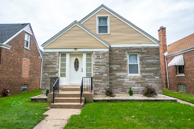 Single Family Home New: 11026 South Avenue B