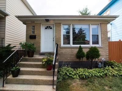Chicago Single Family Home New: 3328 North Ridgeway Avenue
