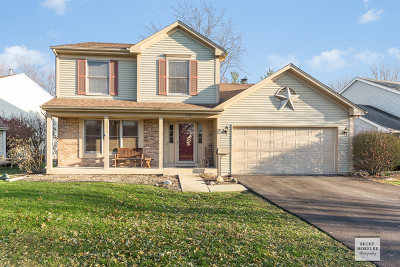 Montgomery Single Family Home For Sale: 1760 Deer Run Drive