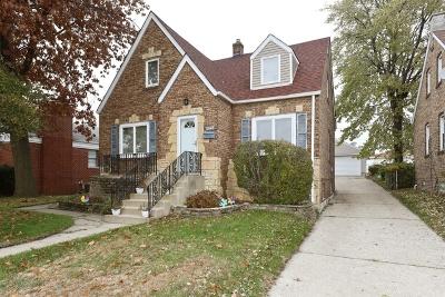 Lansing Single Family Home New: 2944 Ridge Road
