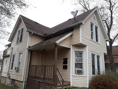 Joliet IL Single Family Home New: $115,200