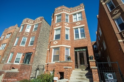 Chicago Condo/Townhouse New: 2340 West Augusta Boulevard #2R