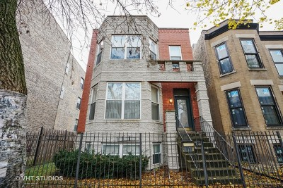 Chicago Single Family Home New: 3430 South Giles Avenue