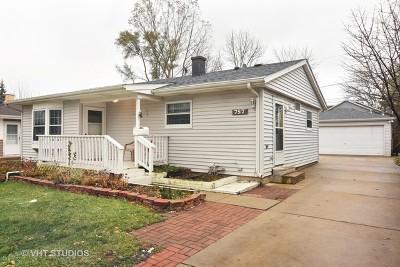 Wheeling Single Family Home New: 757 South Merle Lane