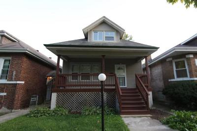 Chicago Single Family Home New: 1333 West 98th Place