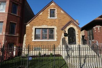 Single Family Home New: 1620 East 86th Place