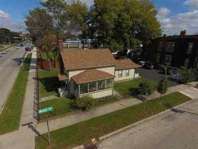 Rockford Single Family Home For Sale: 201 North 2nd Street