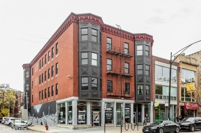 Chicago Condo/Townhouse New: 1737 West Division Street #403