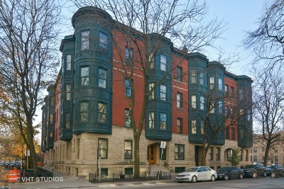 Condo/Townhouse New: 2348 North Cleveland Avenue #4