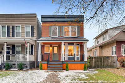 Single Family Home New: 913 Elgin Avenue